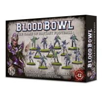 Blood Bowl Dark Elf Team