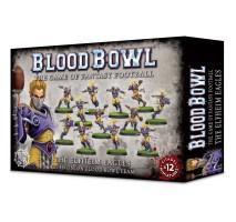Blood Bowl Elven Union Team