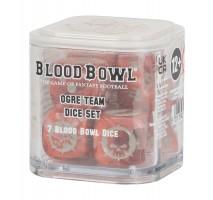 Blood Bowl Ogre Team Dice Set