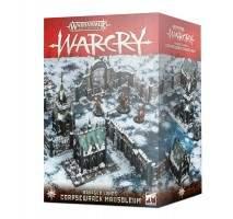 Warhammer Age of Sigmar - WARCRY CORPSEWRACK MAUSOLEUM