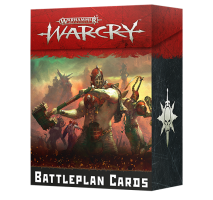 Warhammer Age of Sigmar - WARCRY Battle Plan Cards