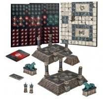 Warhammer Age of Sigmar - WARCRY: SHATTERD STORMVAULT