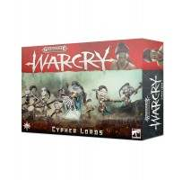 Warhammer Age of Sigmar - WARCRY Cypher Lords (warband)