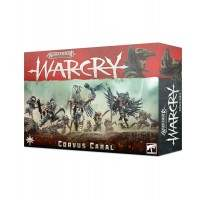 Warhammer Age of Sigmar - WARCRY Corvus Cabal (warband)