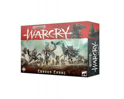 Warcry + Corvus Cabal PROMO PACK