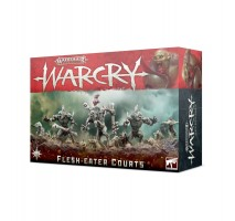 Warcry : Flesh-Eater Courts (warband)