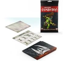 Warhammer Age of Sigmar - WARCRY Rulecards Bonesplitterz