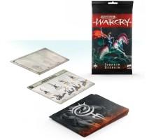 Warhammer Age of Sigmar - WARCRY Rulecards Idoneth Deepkin