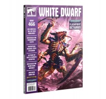 WHITE DWARF Magazine 466
