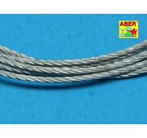 ABER - Stainless Steel Towing Cables 0,9mm