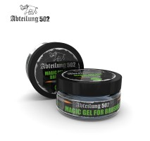 Abteilung 502 - Magic Gel intretinere pensule 75 ml