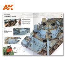 AK-914 Modeling T54 – T55 MiniArt (English)