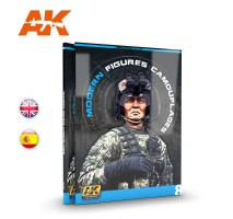 AK247 - AK Learning 8 Modern Figures Camouflages
