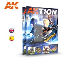 AK6303 - AKTION Nº2: THE WARGAME MAGAZINE (english)