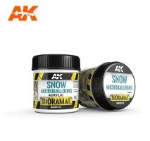AK8010 - SNOW MICROBALOONS 100 ml