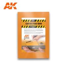 AK8092 - CARVING FOAM 10MM A5 SIZE