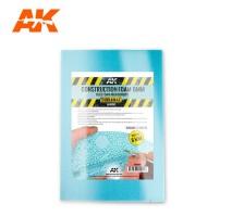 AK 8096 - CONSTRUCTION FOAM 6MM BLUE FOAM