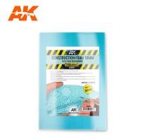AK 8097 - CONSTRUCTION FOAM 10MM BLUE FOAM