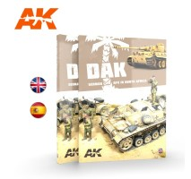 AK-912 DAK – German AFV in North Africa (English)