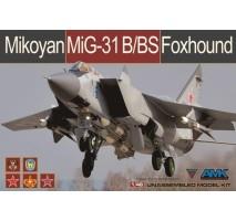AMK 88008 - 1:48 MIG-31 B/BS Foxhound