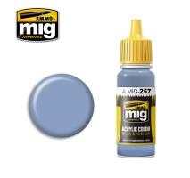 A.MIG-0257 - AZURE BLUE