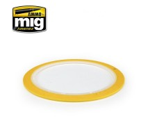 A.MIG-8038 - MASKING TAPE #1 (2mm X 25M)