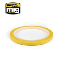 A.MIG-8039 - MASKING TAPE #2 (6mm X 25M)