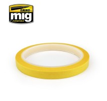 A.MIG-8040 - MASKING TAPE #3 (10mm X 25M)