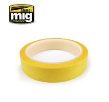 A.MIG-8041 - MASKING TAPE #4 (20mm X 25M)