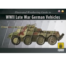 A.MIG-6015 - Illustrated Weathering Guide To WWII Late War German Vehicles ENGLISH