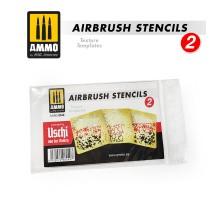 A.MIG-8049 - AIRBRUSH STENCILS 2