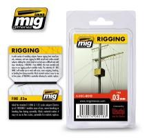A.MIG-8018 - RIGGING - FINE 0,03 MM
