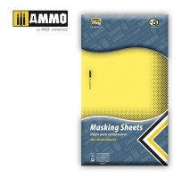 A.MIG-8043 - MASKING SHEETS SET (5 pieces)