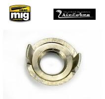 A.MIG-8629 - 2 pins nozzle cap guard (outer aircap nozzle guard reversible)(AIRCOBRA & AIRVIPER)