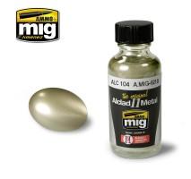 A.MIG-8218 - PALE BURNT METAL ALC104