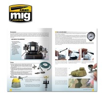 A.MIG-6040 - MODELLING GUIDE: HOW TO PAINT WITH ACRYLICS