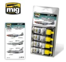 A.MIG-7216 - BARE METAL AIRCRAFT COLORS