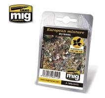 A.MIG-8410 - EUROPEAN MIXTURE - DRY LEAVES