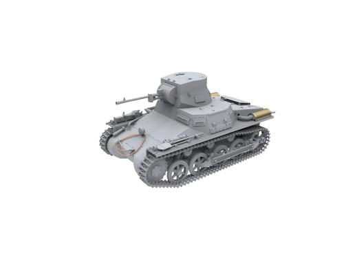 A.MIG-8503 - 1:16 Panzer I Ausf. A Breda, Spanish Civil War