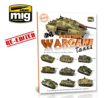 A.MIG-6003 - PAINTING WARGAME TANKS ENGLISH