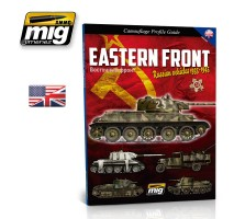 A.MIG-6007 - EASTERN FRONT. RUSSIAN VEHICLES 1935-1945. CAMOUFLAGE GUIDE ENGLISH