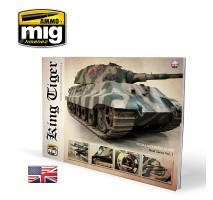 A.MIG-6022 - KING TIGER - VISUAL MODELERS GUIDE ENGLISH