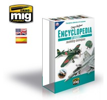 A.MIG-6049E - CASE FOR ENCYCLOPEDIA OF AIRCRAFT MODELLING TECHNIQUES