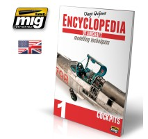 A.MIG-6050 - ENCYCLOPEDIA OF AIRCRAFT MODELLING TECHNIQUES - VOL.1 - COCKPITS ENGLISH