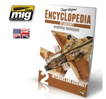 A.MIG-6051 - ENCYCLOPEDIA OF AIRCRAFT MODELLING TECHNIQUES - VOL.2 - INTERIORS AND ASSEMBLY ENGLISH