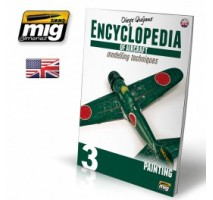 A.MIG-6052 - ENCYCLOPEDIA OF AIRCRAFT MODELLING TECHNIQUES - VOL.3 - PAINTING ENGLISH