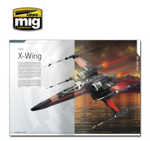 A.MIG-6110 - GRAVITY 1.0 - SCI FI MODELLING PERFECT GUIDE (english)