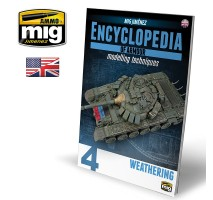 A.MIG-6153 - ENCYCLOPEDIA OF ARMOUR MODELLING TECHNIQUES VOL. 4 - WEATHERING (English)