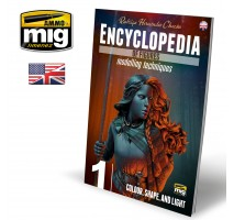 A.MIG-6221 - ENCYCLOPEDIA OF FIGURES VOL.1 (English)