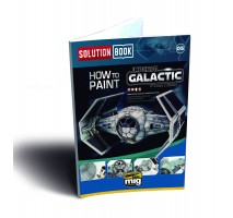 A.MIG-6520 - IMPERIAL GALACTIC FIGHTERS SOLUTION BOOK (Multilingual)
